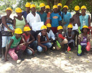 Berufsausbildung in Mosambik