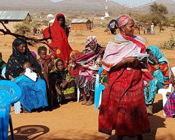 Training für Frauen in Nordkenia