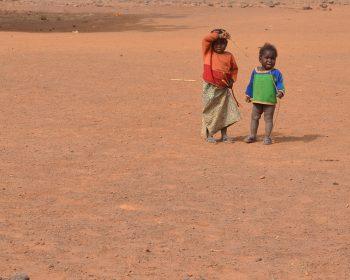 Kinder im Niger
