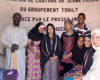 Unser Projekt im Niger