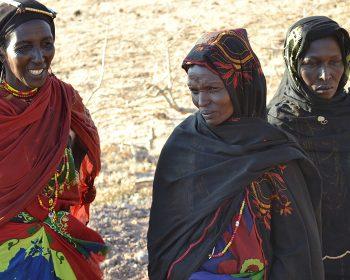 Nomadinnen in Nordkenia