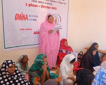 Frauen im Niger stärken